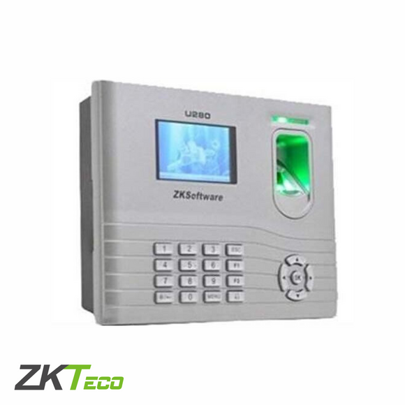 ZKTeco U280 - Fingerprint Time Attendance & Access Control