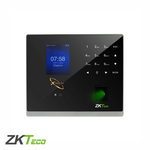 ZKTeco Xface Pro - Multi-Biometric Time Attendance & Access Control Terminal with WiFi & built-in battery backup