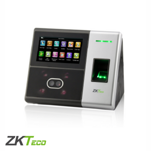 ZKTeco iFace 1000, Semi-Outdoor Multi-Biometric Time Attendance & Access Control Terminal with built-in battery backup