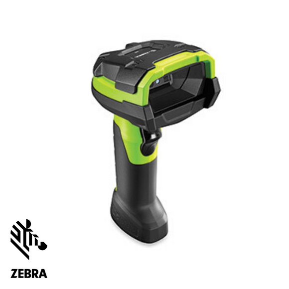 Zebra DS3608 Ultra-Rugged Handheld Barcode Scanner, IP67, 2D, USB