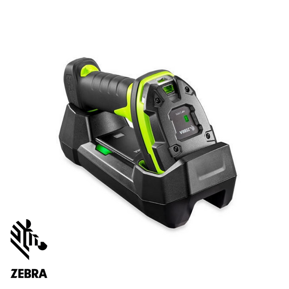 Zebra DS3678 Ultra-Rugged Bluetooth Barcode Scanner, IP67, 2D, USB, Bluetooth