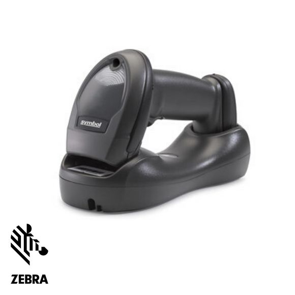 Zebra LI4278 Bluetooth Barcode Scanner, 1D, USB, Bluetooth