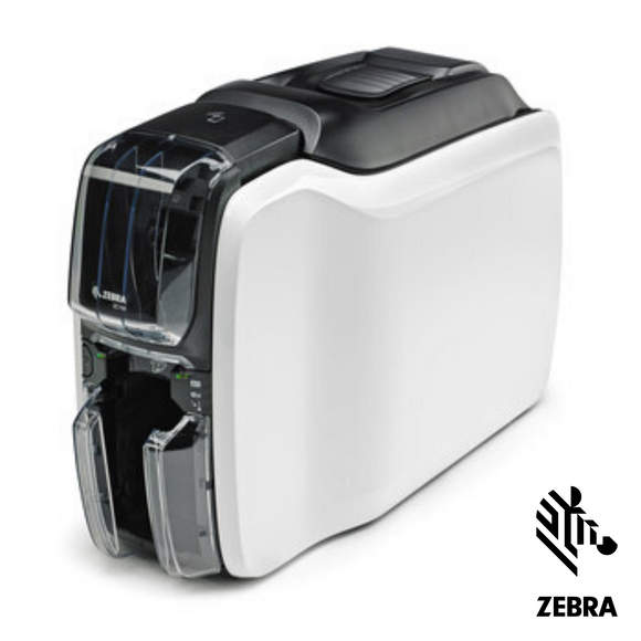 Zebra ZC100 Card Printer, Single Sided, USB