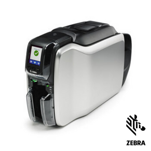 Zebra ZC300 Card Printer, Single Sided, USB, Network