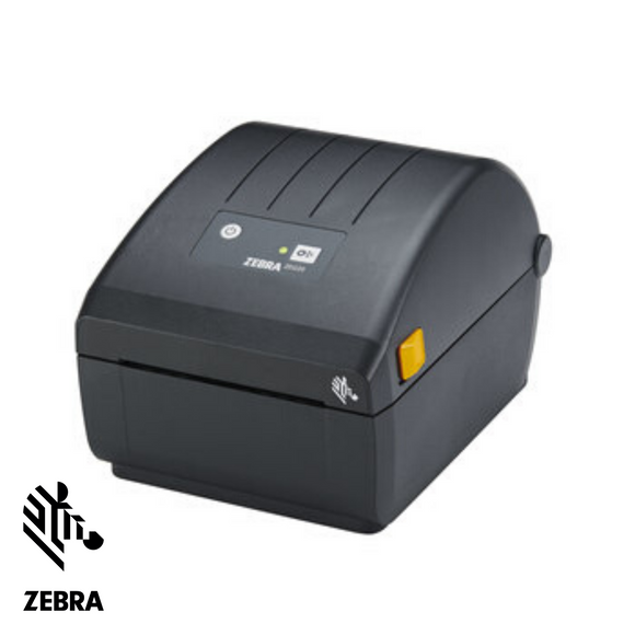 Zebra ZD220D Label Printer, Direct Thermal, USB