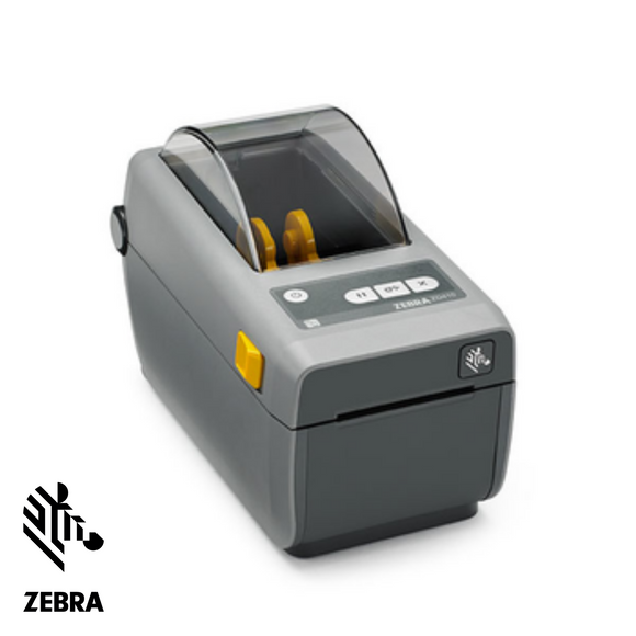 Zebra ZD410 Label Printer, Direct Thermal, USB, Ethernet, Bluetooth