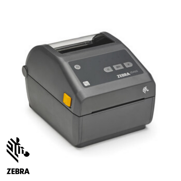 Zebra ZD420D Label Printer, Direct Thermal, USB
