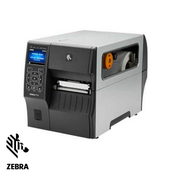 Zebra ZT410 Label Printer, Industrial Thermal Transfer, Serial, USB, Bluetooth, Ethernet