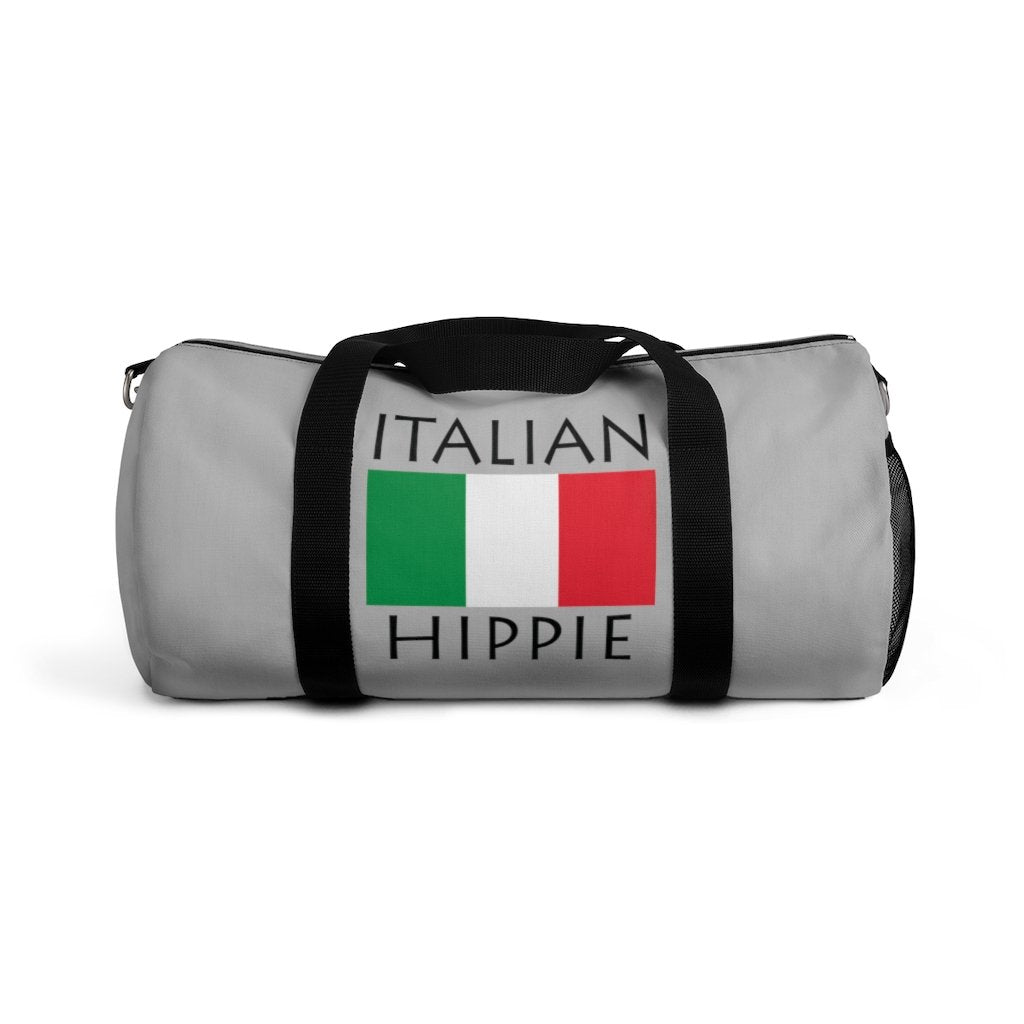 Italian Flag Hippie™ Carry Everything Duffel Bag