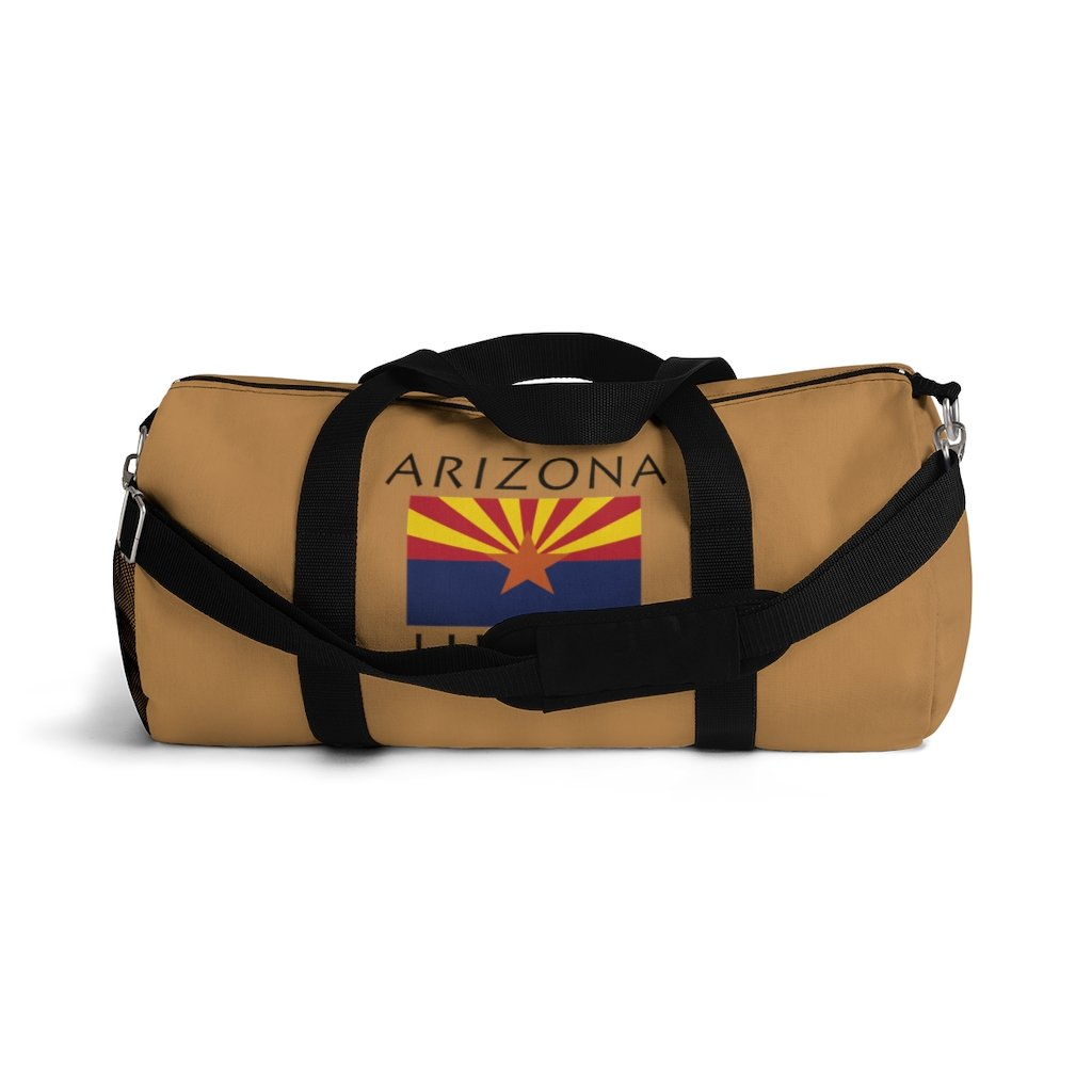 Arizona Flag Hippie™ Carry Everything Duffel Bag