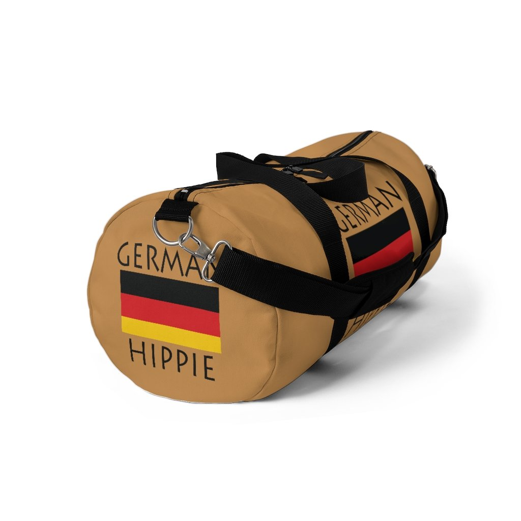 German Flag Hippie™ Carry Everything Duffel Bag