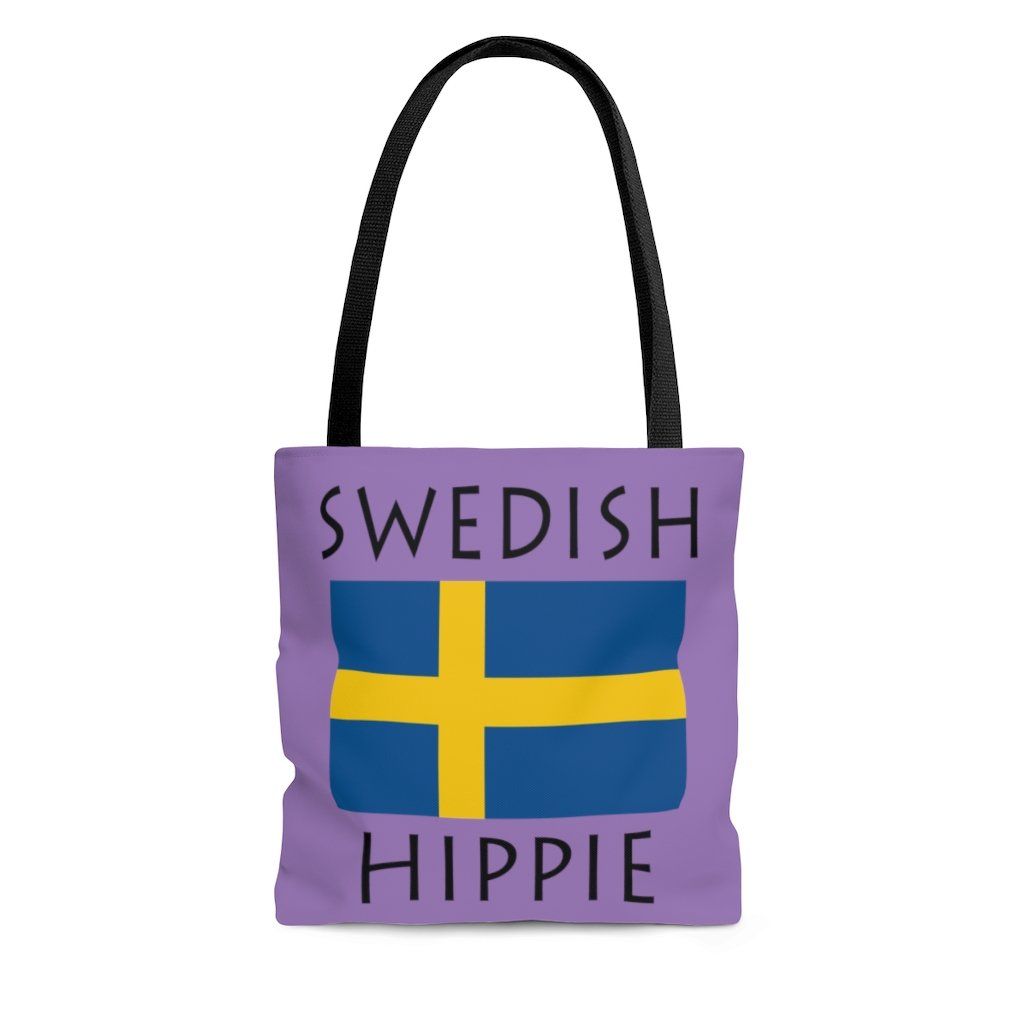 Swedish Hippie Tote Bag