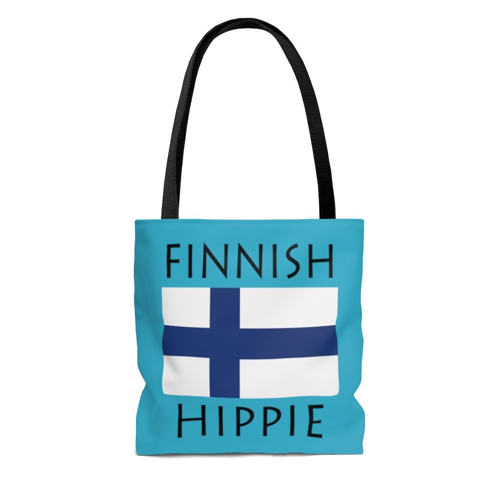 Finnish Hippie Tote Bag