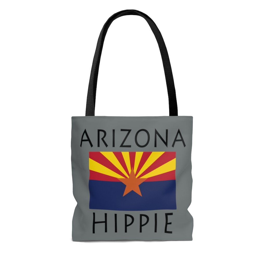 Arizona Hippie Tote Bag