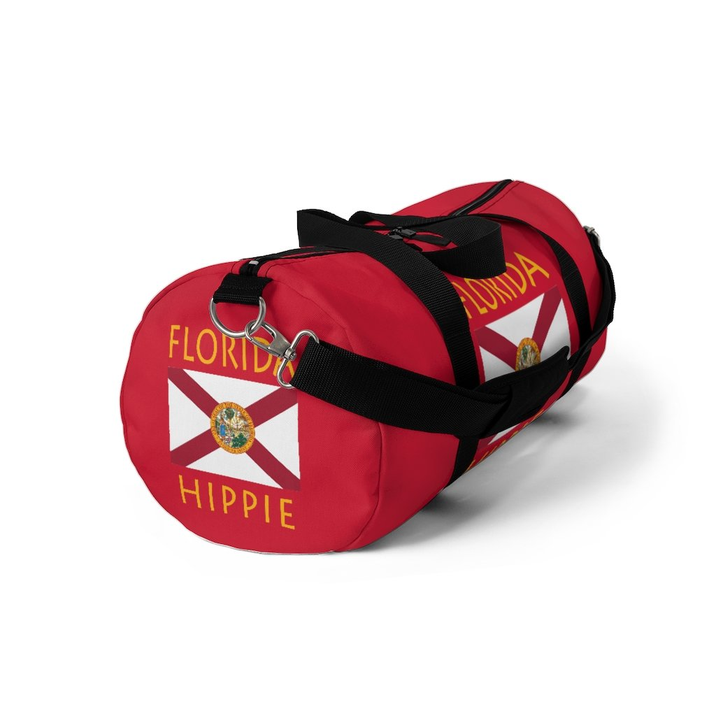 Florida Flag Hippie™ Carry Everything Duffel Bag