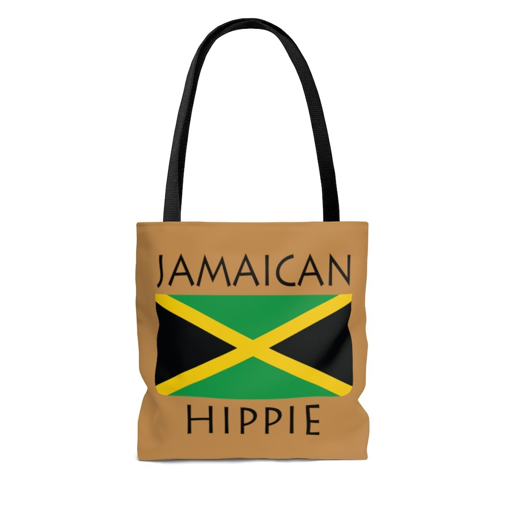 Jamaican Hippie Tote Bag