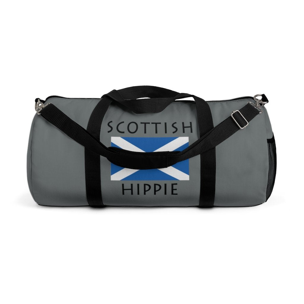 Scottish Flag Hippie™ Carry Everything Duffel Bag