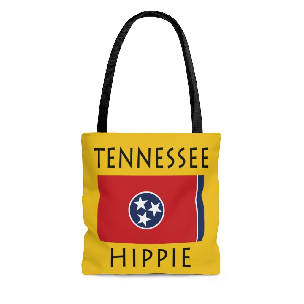Tennessee Hippie Tote Bag