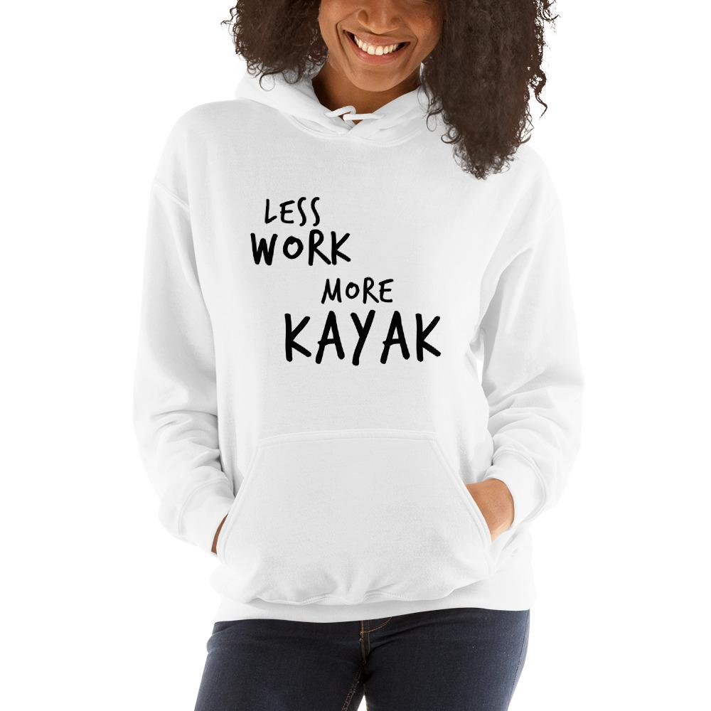 LESS WORK MORE KAYAK™ Unisex Hoodie