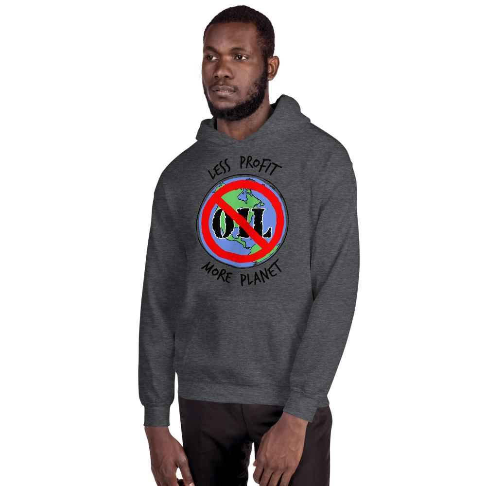 Less Profit More Planet Unisex Hoodie