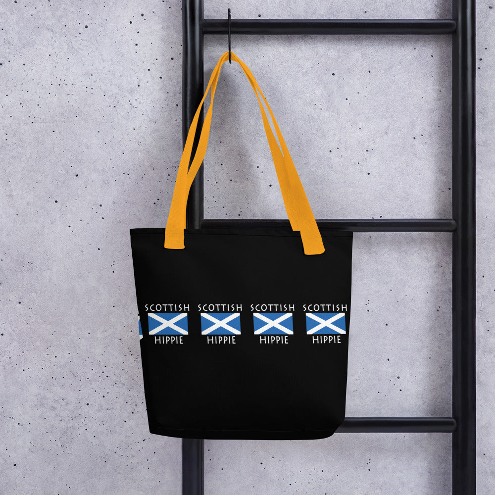 SCOTTISH FLAG HIPPIE™ CARRY EVERYTHING Tote bag
