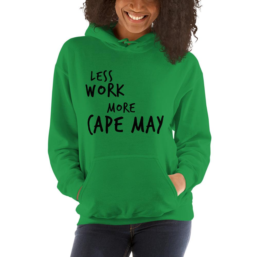 LESS WORK MORE CAPE MAY™ Unisex Hoodie