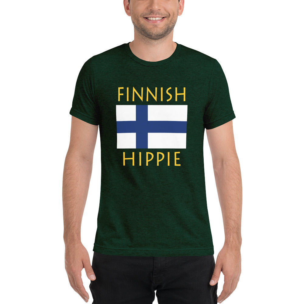 Finnish Hippie™ Unisex Tri-blend T-shirt