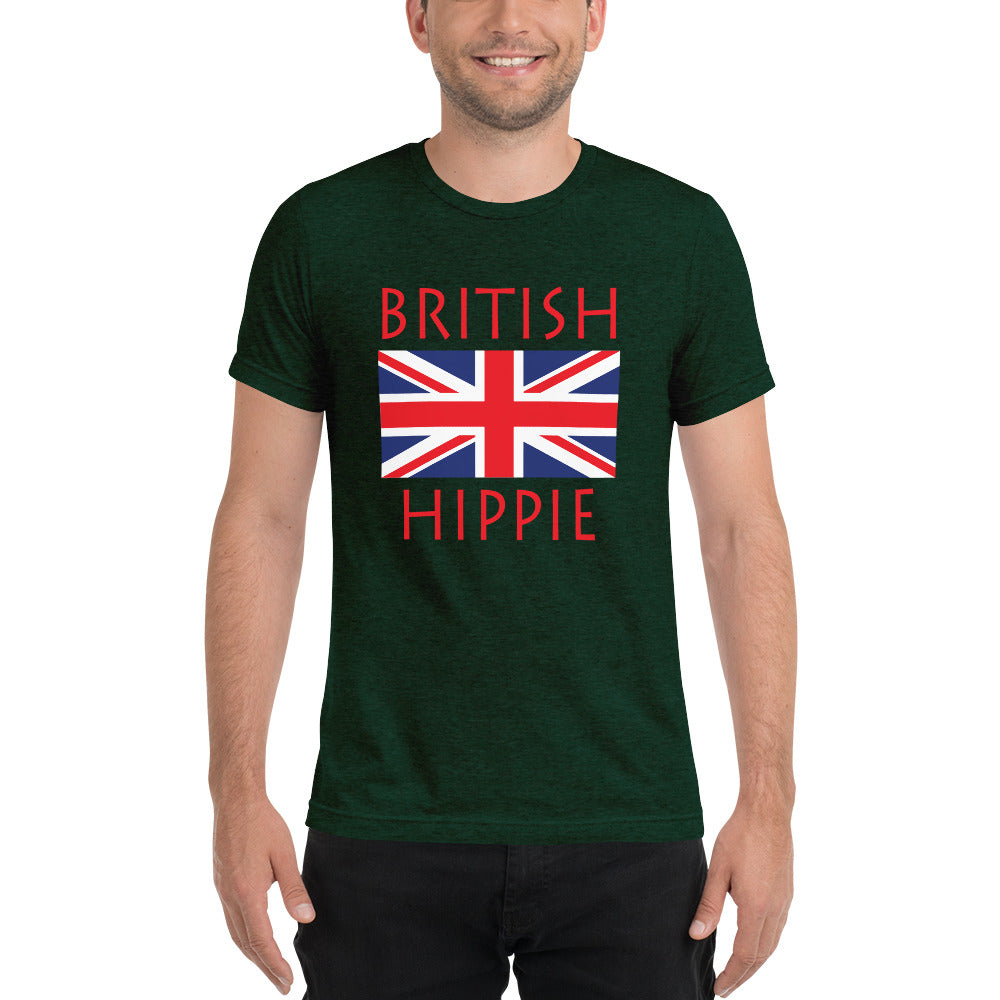 British Hippie™ Unisex Tri-blend T-shirt