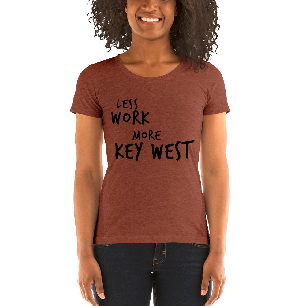 LESS WORK MORE KEY WEST™ Women's Tri-blend