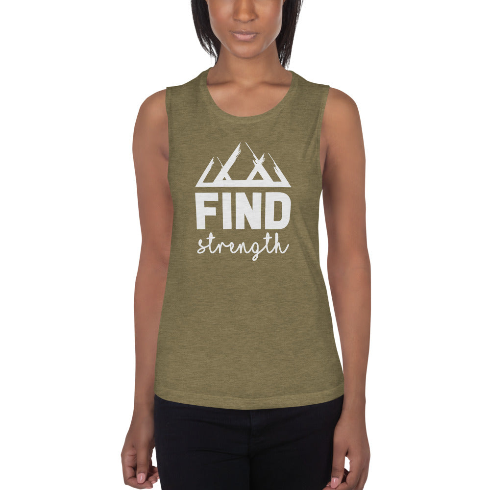 FIND Strength™ Motivate Muscle Tank