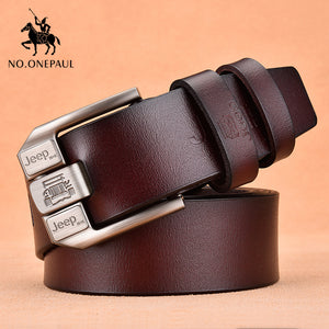 NO.ONEPAUL Genuine Leather For Men