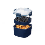 Sistema® Renew™ Recycle Plastic Snack Box (400ml)-Sistema-Comfily Living