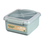 Sistema® Renew™ Recycled Plastic Lunch Box (1.2L)-Sistema-Comfily Living