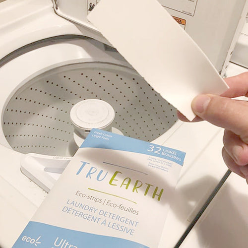 Tru Earth Eco Laundry Sheet (Fresh Linen)-Tru Earth-Comfily Living