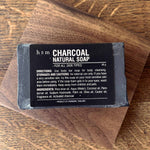 Natural Soap - Charcoal-Hom fragrances-Comfily Living