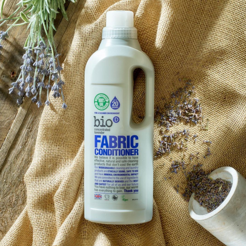 BIO-D Fabric Conditioner (Fragrance Free) 1L or 5L