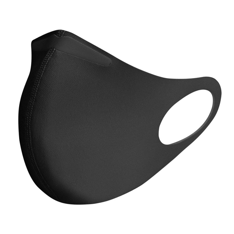 Lockill Faceoff Reusable Mask (Black)-Lockill-Comfily Living