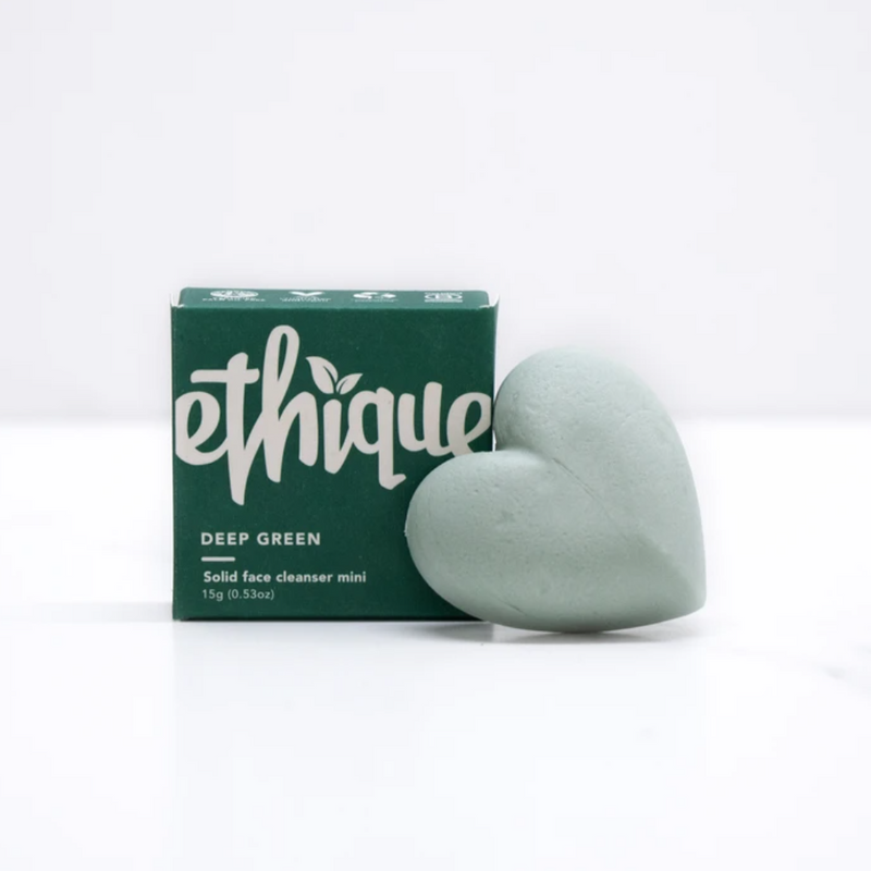 Ethique Face Cleanser - Deep Green (for Oily to Normal skin) > Hong Kong > Comfily Living > Eco Green Shopping