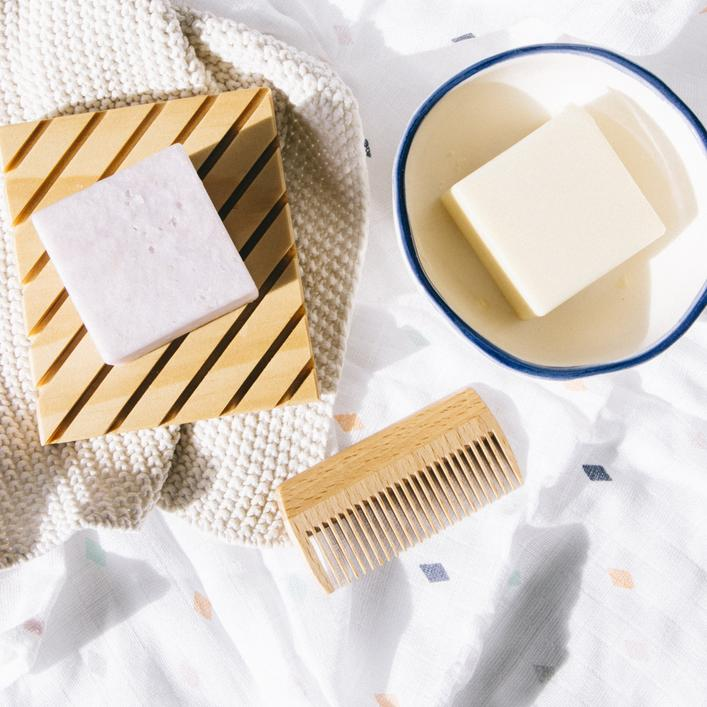 Ethique Shampoo Bar - Oaty Delicious (Gentle for Little Ones)