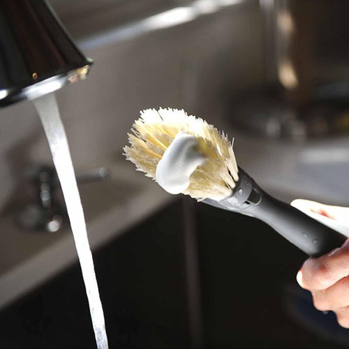 Foam Dispensing Dish Brush (Grey)-Full Circle-Comfily Living