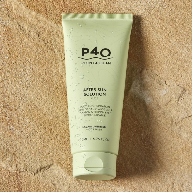 People4Ocean (P4O) After-sun Solution 200ml