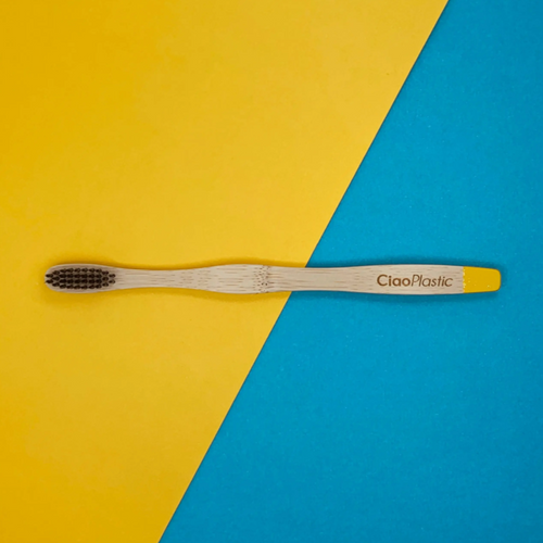 Boo-tooth Bamboo Toothbrush