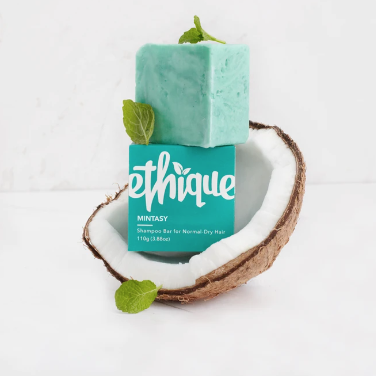 Ethique Shampoo Bar - Mintasy (for Normal/ Dry Hair)