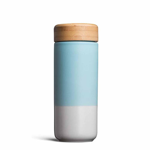 SOMA Insulated Ceramic Travel Mug (Blue)-SOMA-Comfily Living