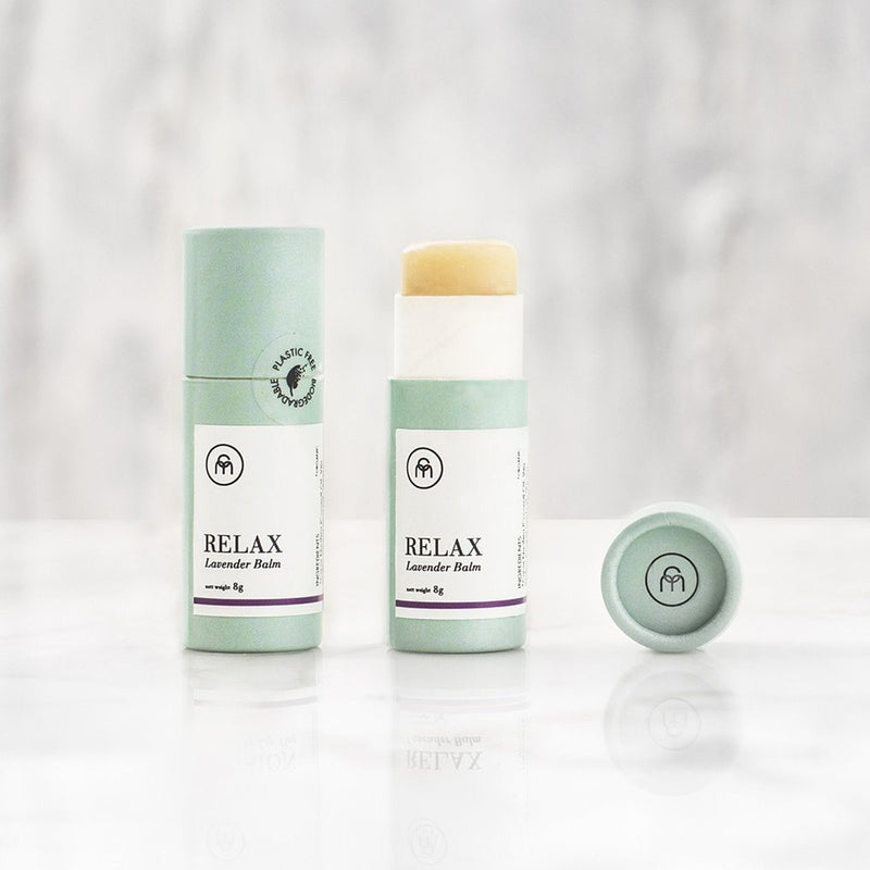 RELAX Coconut Oil Lip Balm-Coconut Matter-Comfily Living