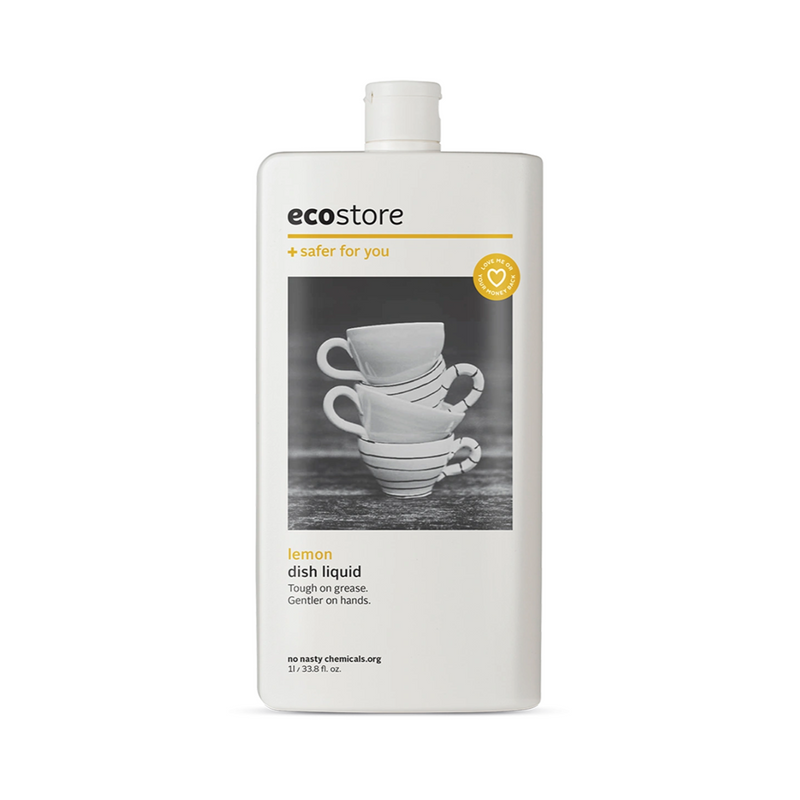ecostore Dish Cleaning Liquid (Lemon)