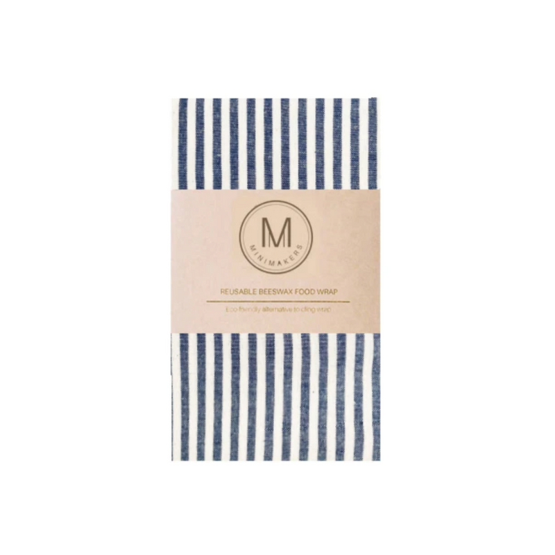 Premium Cotton Beeswax Wrap (strip) - Comfily Living