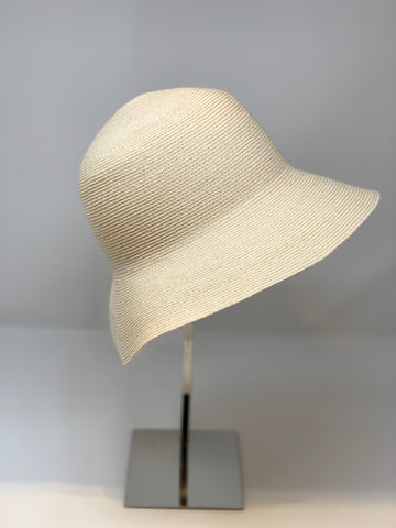 Flexible Paper Deep Medium Brim Sun Hat - Big Bag