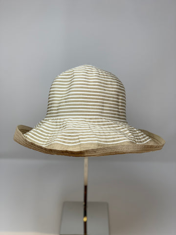H+D Medium Brim Floppy Sun Hat Contrast Brim - Big Bag
