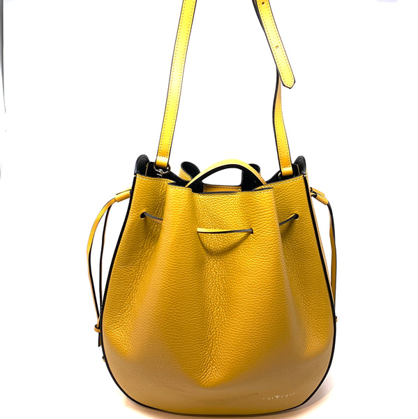 Drawstring Bucket Hobo - Big Bag